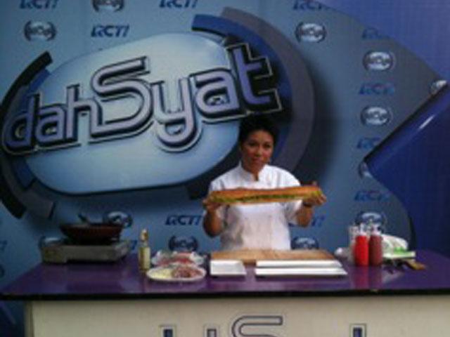 Dahsyat RCTI bersama Master Chef Desi