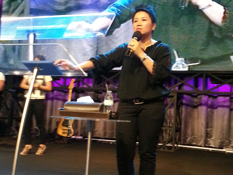 Sharing Inspirasi – Gereja Mawar Sharon Surabaya