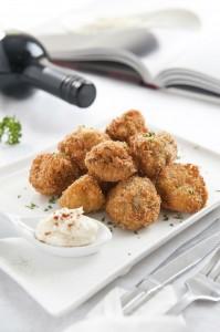 SunCo – Resep Deep Fried Mushroom