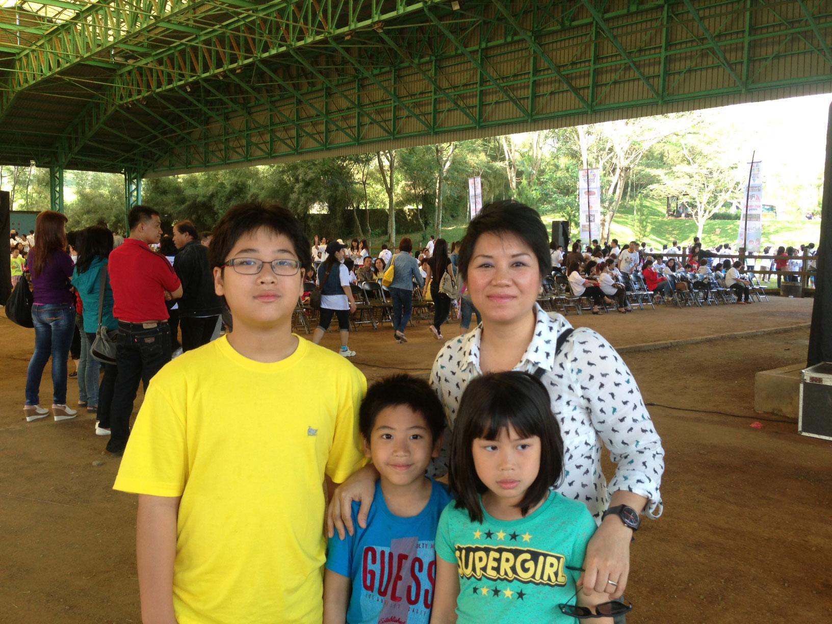 Family Gathering GBI Mekar Wangi