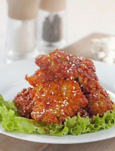 SunCo – Resep Korean Crispy Chicken