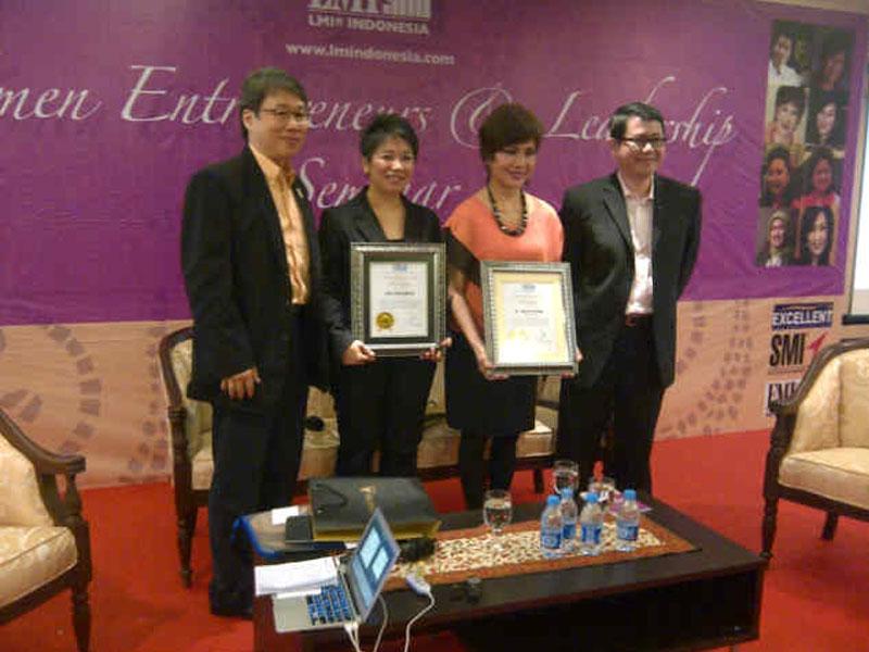 Women Entrepreneurs and Leadership Seminar
