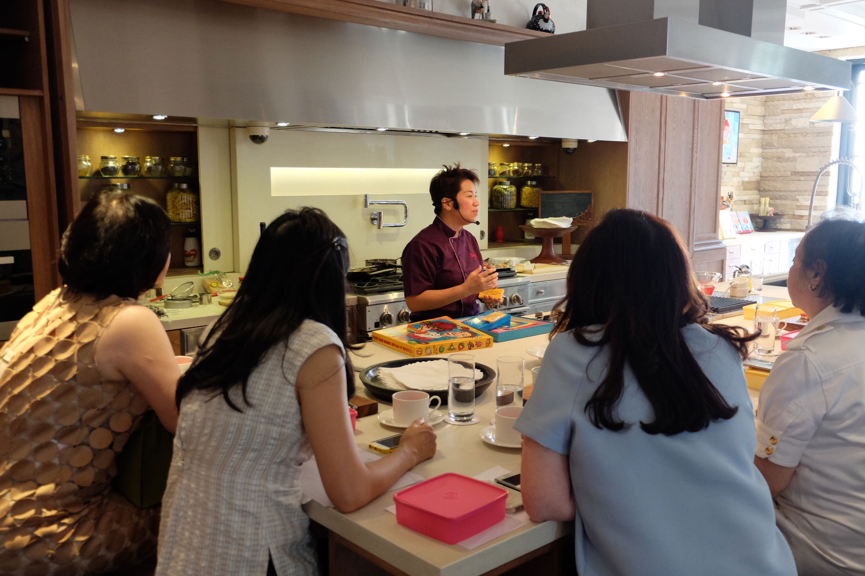 Private Cooking Lesson and Lunch at Cookshop