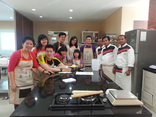 Baking Course di Flour Mill Indonesia
