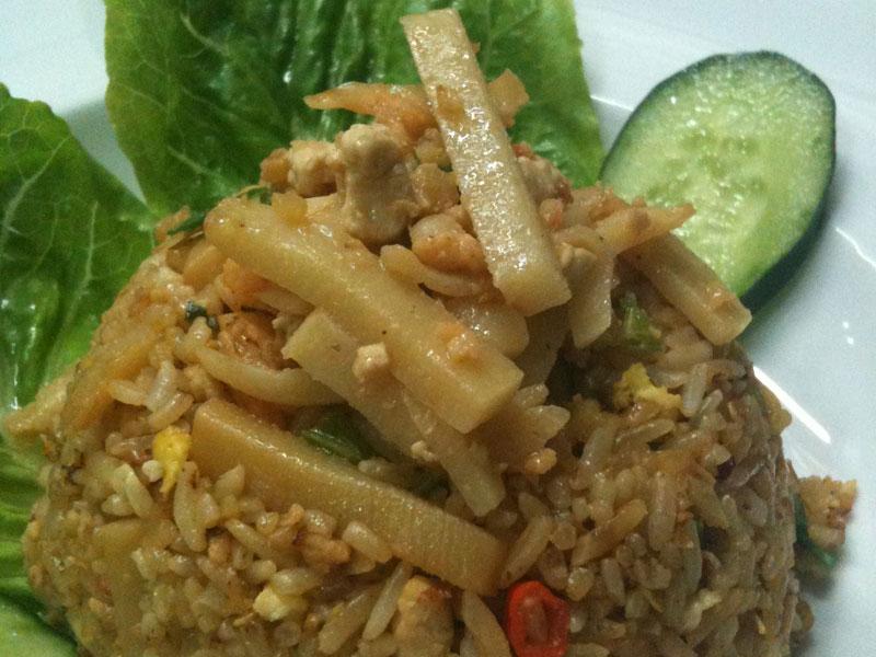 Nasi Goreng Rebung Semarang