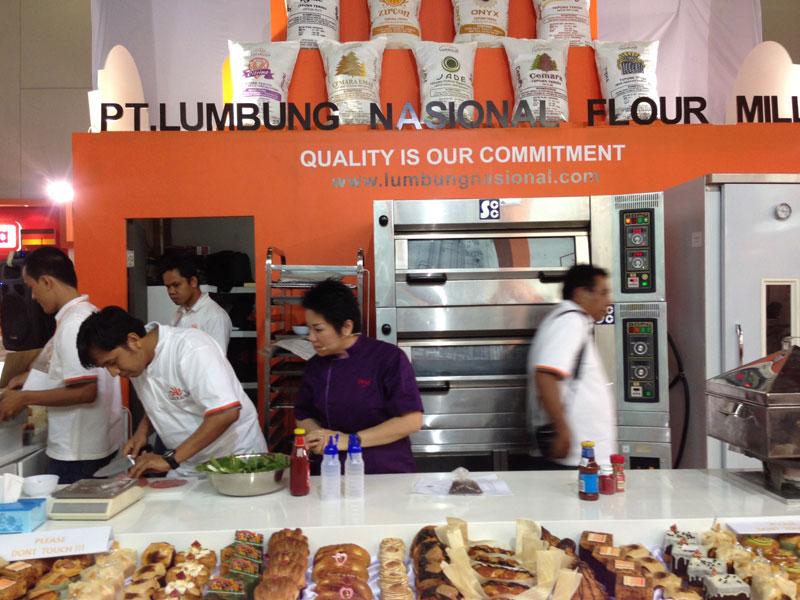 Food Hotel Indonesia 2013