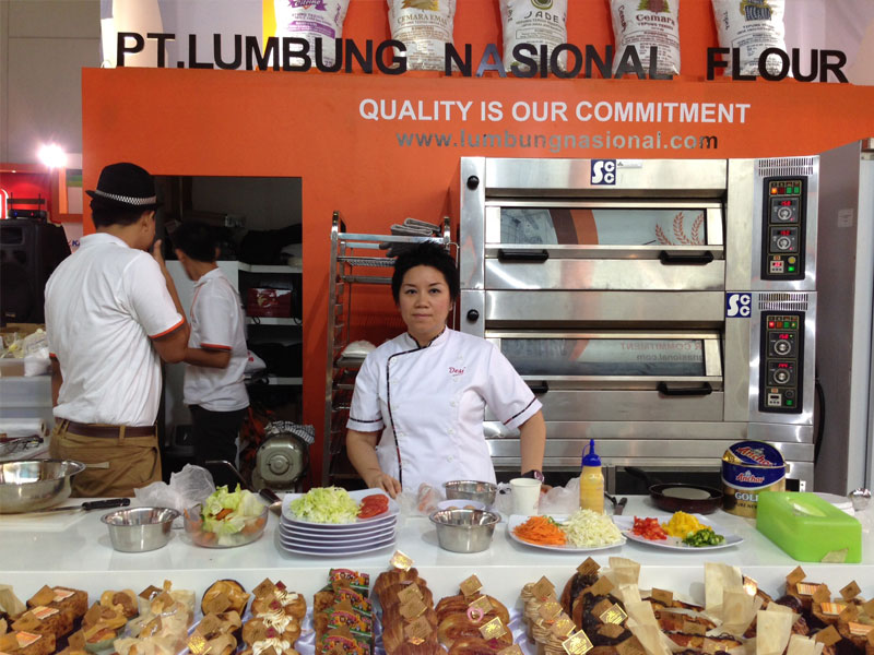 Food & Hotel Indonesia 2013 Day 2
