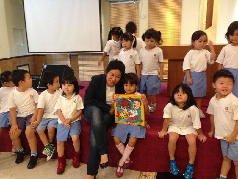 Grace Pre School Kelapa Gading