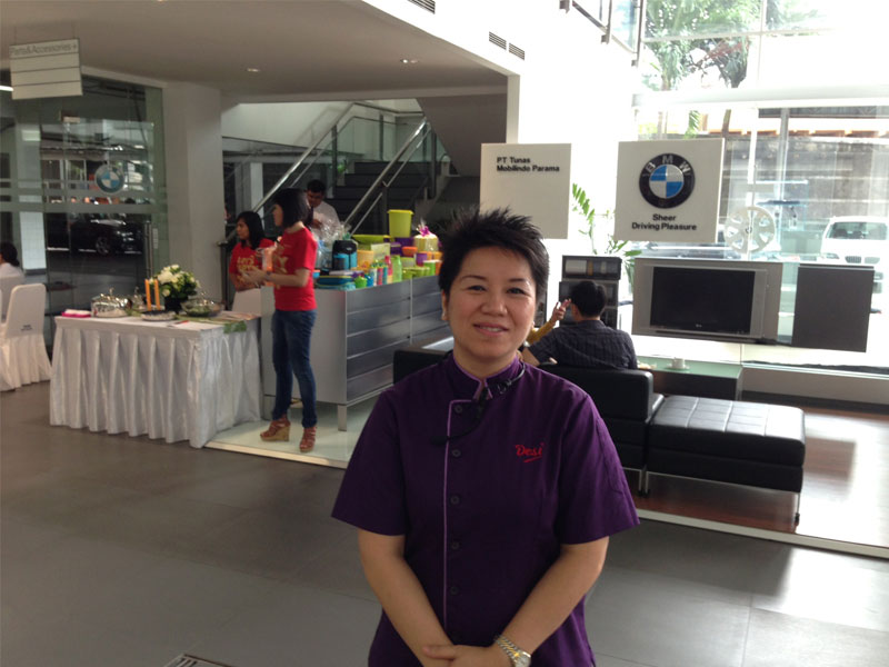 Cooking Demo BMW Tebet