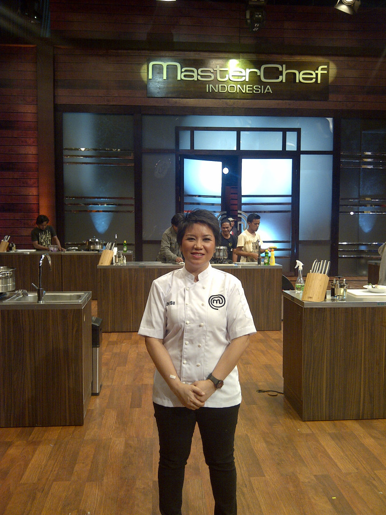 Desi Trisnawati di Master Chef Indonesia Season 3